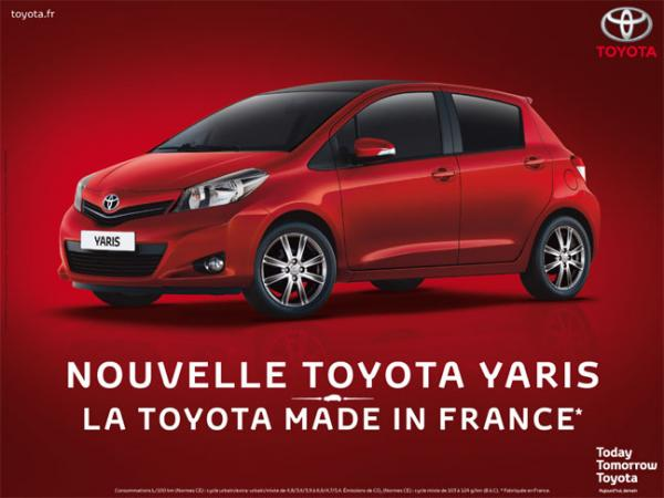 pourquoi toyota a choisi valenciennes pour fabriquer sa yaris made in france blog. Black Bedroom Furniture Sets. Home Design Ideas