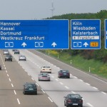 Autoroutes libres allemandes