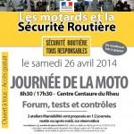 Journée sécurité routière Rheu