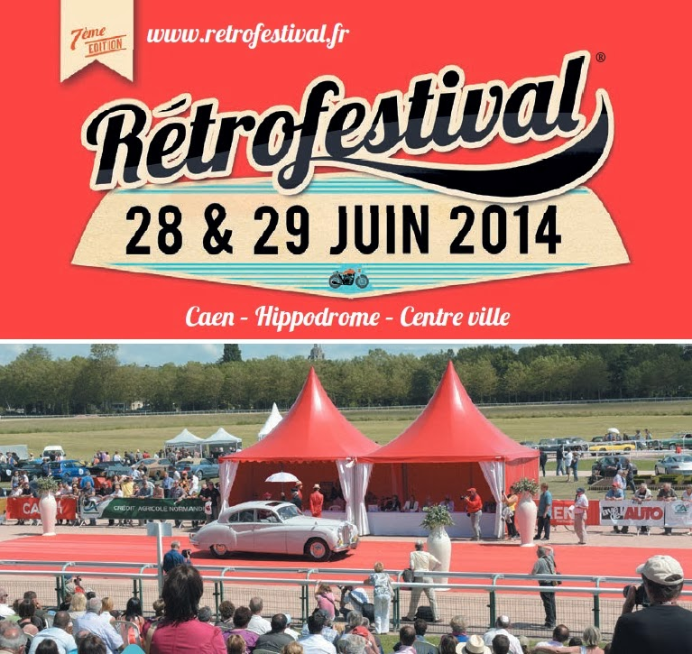 Le Retro Festival de Caen 2014